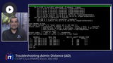 ENARSI: Troubleshooting Administrative Distance, Route Maps, & Loops