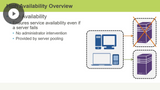 High Availability & Disaster Recovery