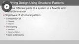Simplifying Design Using Structural Pattern