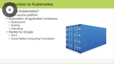 Kubernetes Introduction