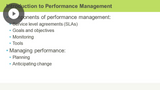 Introduction to Performance Tuning
