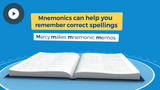 Getting the Details Right: Spelling Basics