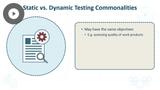 Software Testing Foundation 2018: Static Testing