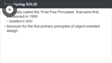 Introduction to SOLID