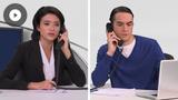 Providing Telephone Customer Service