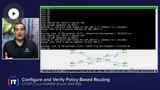 ENARSI: Summarization, Policy-based Routing, VRF-lite, & BFD