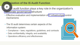 IS Auditing