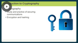CompTIA Security+: Cryptography