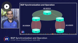 ENARSI: BGP Synchronization, Peer Groups, Route Refresh, & Timers