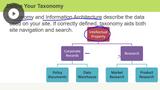 Taxonomy & Managed Metadata Service (MMS)