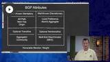 ROUTE 2.0: BGP Attributes