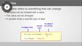 Java SE 11: Variables & Operators