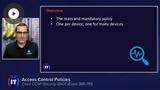 SNCF: Access Control, FTD, & Prefilter Policies