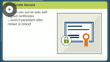 Troubleshooting Common Security Issues