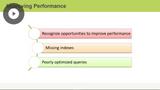 Database Performance Settings