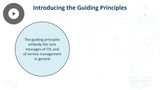 ITIL® 4 Foundation: The Guiding Principles