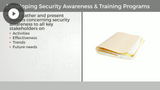 Information Security Program Development Part II