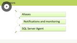 Configuring Operators & Alerts