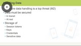 Mobile Device Security & Handling