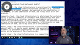 Ethical Hacker: Cloud Computing Concepts