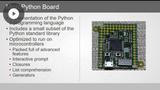 MicroPython Board