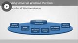 Introducing UWP & Basic App Layouts