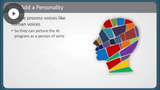 UI/UX for Chatbot & Voice Interface AIs