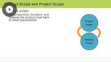 Scope, Schedule, & Cost Planning
