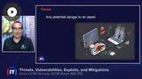 SCOR: Security Basics & Common Threats