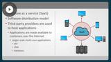 Cloud Concepts & Network Services