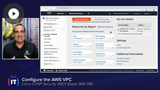 SNCF: Cisco Firewall, IPS Systems, & the FMCv in AWS