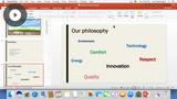 Formatting your Presentation