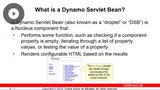 Dynamo Servlet Beans & Server-side Java