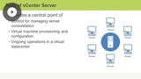 Data Center Virtualization: vCenter Server