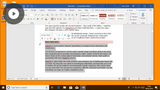 Editing documents