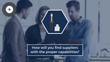 Digital Transformation Insights: Supply Chain & Procurement Functions