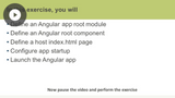 Working with App Components