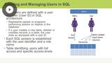 SQL Security Architecture