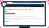 Managing Big Data Using HDInsight Hadoop