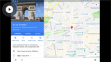 Using Google Maps on an Android Device
