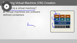 Virtual Machine Creation