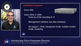 SCOR: Cisco Firepower, Traffic Management, Identity, & Authentication