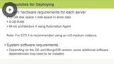 Cloud & Hadoop Deployments
