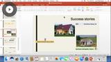 Illustrating your Presentation