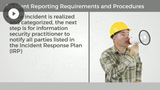 Information Security Incident Management Part II