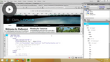The Dreamweaver Interface