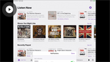 Listening to Music & Podcasts on your iPad