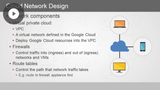 Google Cloud Architect: Cloud Design