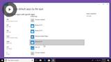 Managing Programs & File Types