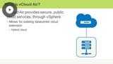 Cloud Services Solutions: vCloud Air